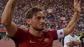 INTERZONE – Francesco Totti